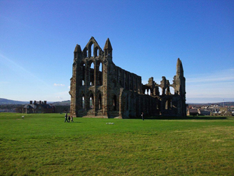 Whitby Abbey Photo