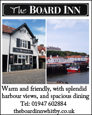 The Board Inn, Whitby UK