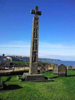 Caedmon's Cross Photo