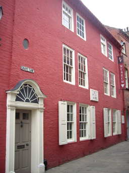 Captain Cook's Museum, Grape Lane Photo