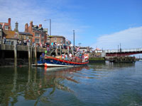 Whitby Harbour photo