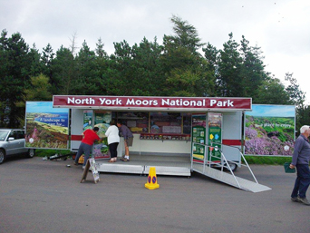 North Yorkshire Moors National Park Trailer Photo