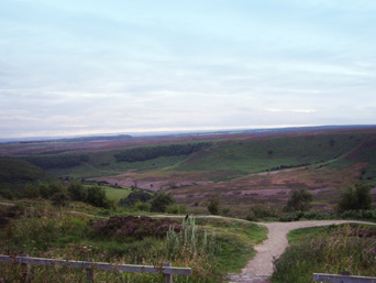 Hole of Horcum Photo