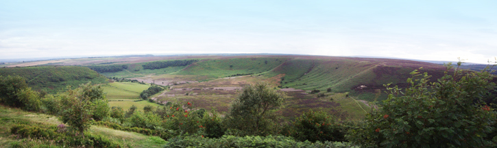 Hole of Horcum View