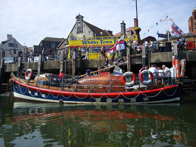 Mary Anne Hepworth, the Old Lifeboat, Whitby UK photograph