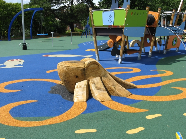 Pannett Park Play Area Photo