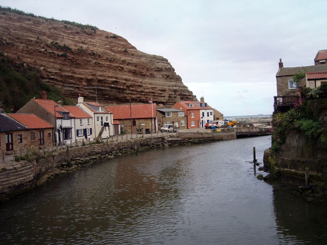 Staithes photograph