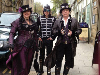 Whitby Goth Weekend  Photo